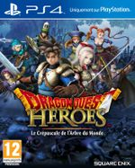 Jaquette Dragon Quest Heroes : Le Crépuscule de l'Arbre du Monde