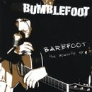 Pochette Barefoot - The Acoustic EP