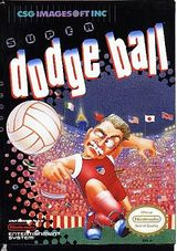 Jaquette Super Dodge Ball