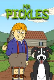 Affiche Mr. Pickles