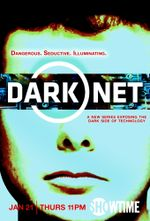 Affiche Dark Net
