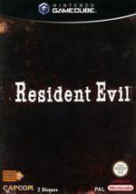 Jaquette Resident Evil
