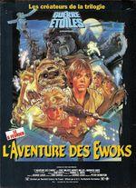 Affiche L'Aventure des Ewoks