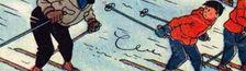 Cover Top 15 Bandes Dessinées de Ski