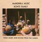 Pochette Mandinka Music