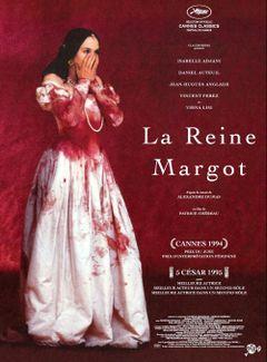 Affiche La Reine Margot