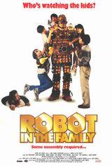 Affiche Golddigger, mon ami robot