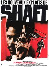 Affiche Les Nouveaux Exploits de Shaft