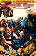 Couverture Marvel Icons 22 - Affaires de famille