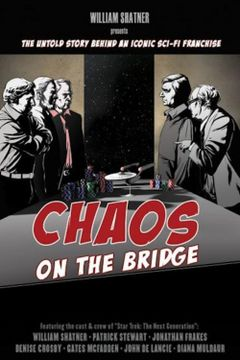 Affiche Chaos on the Bridge
