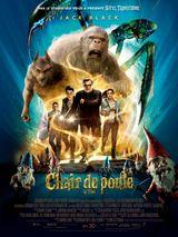 Affiche Chair de poule : Le Film