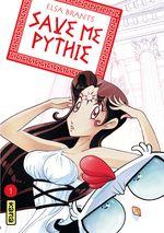 Couverture Save Me Pythie