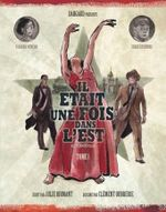 Couverture Les aventures d'Isadora Duncan - Il était une fois dans l'est, tome 1