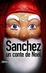 Couverture Sanchez un conte de noël
