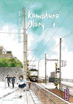 Couverture Kamakura Diary, tome 1