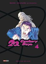 Couverture 20th Century Boys - Deluxe, tome 4
