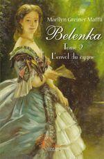 Couverture Belenka tome 2 l'envol du cygn