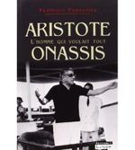 Couverture Aristote onassis