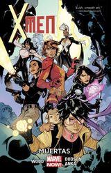 Couverture Muertas - X-Men (2013), tome 2