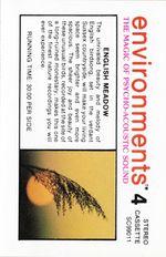 Pochette Environments 4: English Meadow