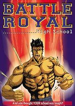 Affiche Battle Royal High School