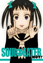 Affiche Soul Eater Not!