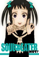 Affiche Soul Eater Not!
