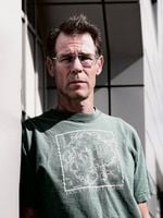 Photo Kim Stanley Robinson