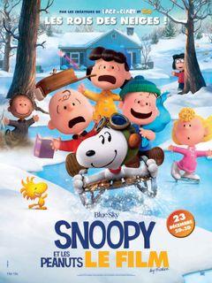 Affiche Snoopy et les Peanuts, le film