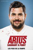 Affiche Artus : Saignant à point