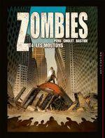 Les moutons - Zombies, tome 4 - Sophian Cholet