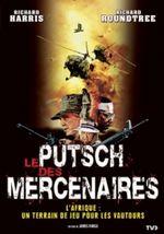 Affiche Le putsch des mercenaires