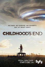 Affiche Childhood's End : Les Enfants d'Icare