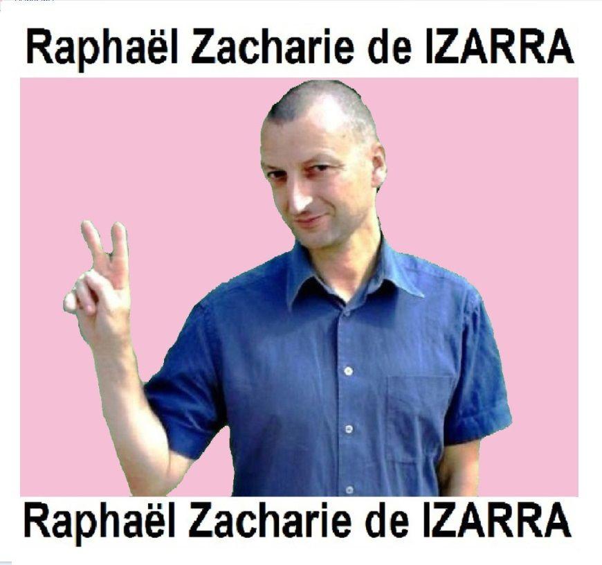 De Raphael zacharie izarra