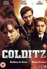 Affiche Colditz : La Guerre des évadés