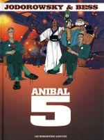 Couverture Anibal Cinq, Intégrale