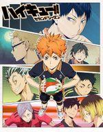 Affiche Haikyu!! : saison 2