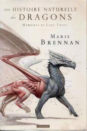 Couverture Une histoire naturelle des dragons