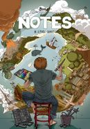 Couverture Le Pixel quantique - Notes, tome 10