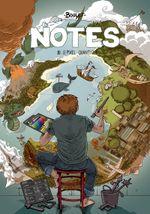 Couverture Le Pixel quantique - Notes, tomes 10