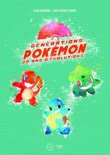 Couverture Générations Pokémon