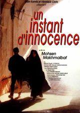 Affiche Un instant d'innocence