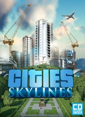 Jaquette Cities : Skylines