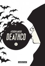 Couverture Deathco, tome 1