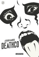 Couverture Deathco, tome 2