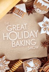 Affiche The Great Holiday Baking Show