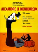 Affiche Alexandre le bienheureux
