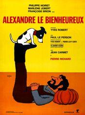 Affiche Alexandre le bienheureux