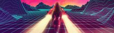 Cover ♦ SYNTHWAVE ♦
