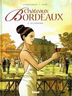 Couverture Le Courtier - Châteaux Bordeaux, tome 6